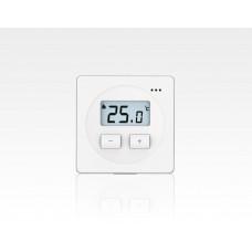 Raum-temperatur Bedienteil Funk NC Serie Energiespar-Modus / Temperatur messen / Soll-Wert einstellen