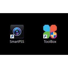 PC Software DahuaToolBox Videoüberwachung und Gegensprechanlagen / Download-Link auf Dahua Toolbox im Text
