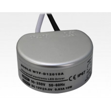 Netzteile Mini für LTMD 12VDC 10W / 230VAC/12VDC 1,5m  58x58x23mm