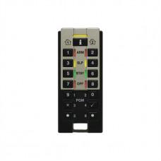 Funkhandsender 2Wege 14Tasten für 2 Bereiche / Schlaf/6x frei, EVO MG5 MG6 SP