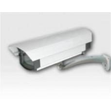 Deutliche Abschreckung für maximale Sicherheit / Farb-CCD -Zoomkamera im Schutzgehäuse
