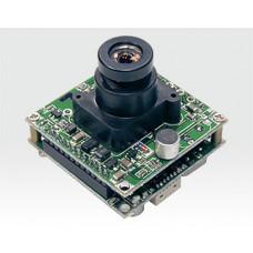 "1/3"" Farbplatinenkamera 3,6mm AUDIO / CCD PLATINENKAMERA COLOR MIT FIXOBJEKTIV"