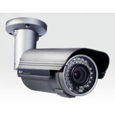 IP HD Aussen D/N Kamera 3.3-12mm 2MegaPixel 25fps bei 1080p / IR25m SD-Card 2W-Audio PoE Onvif IP66