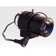 "1/3"" Objektiv 6 - 15mm DD Iris"