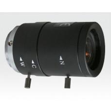 """1/3"""" Objektiv Zoom 3-8mm man. Iris IR optimiert / 1/3"""" C 3-8 F 1.4 man. Focus IR optimiert"""