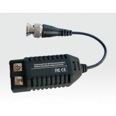 BALUN - BNC mit integriertem Massenschleifen Isolator / flexible Koax-Verbindung