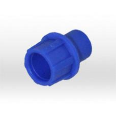 Kappe blau für Easy Quick Montage Stecker / VE10