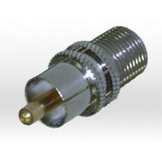 Chinch Stecker für Video Kabel Easy Quick Montage / VE10